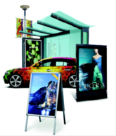 HP Wide Format Papers, Media, Stock, Substrates, Banners, Signs, Self Adhesive, Backlit