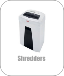 Office Shredders, HSM, Fellowes, Swingline, Order Online