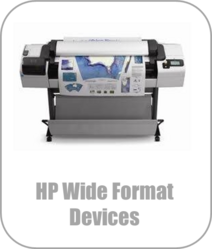 HP, Hewlett Packard, Wide Format, Copier, Printer, Plotters, Scanners