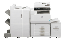 Sharp MX-M623N Black & White Copier