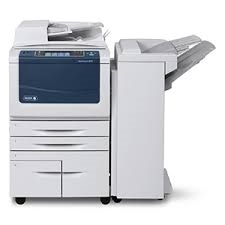 Xerox 5865 Balck and White Copier MFP