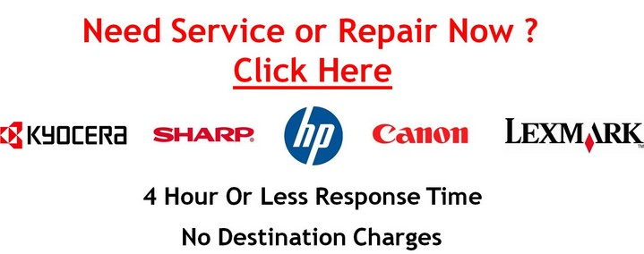 Copier, Printer, Repair, Service, Break Fix
